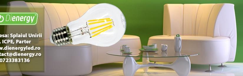 Becuri LED marcaDienergy