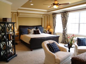 led-lights-bedroom-with-ceiling-fan-and-recessed-lights