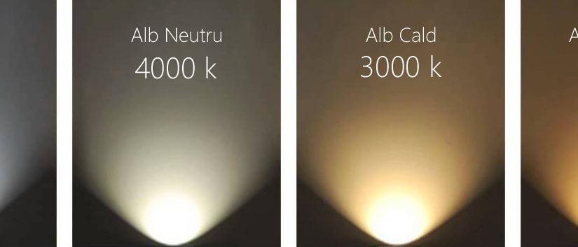 LED-urile si diferenta deCulori